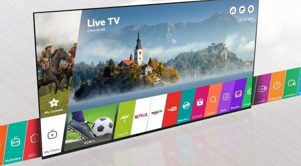 Приложения LG Smart TV