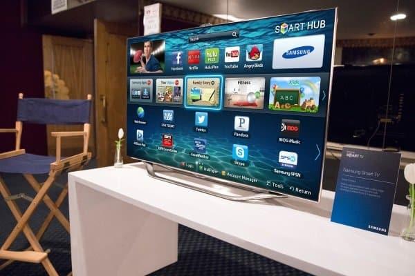 Tiện ích cho Samsung Smart TV