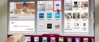 Настройка телевизора LG Smart TV