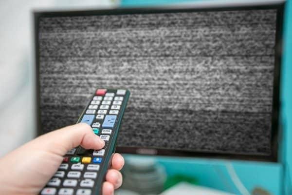 No muestra TV digital
