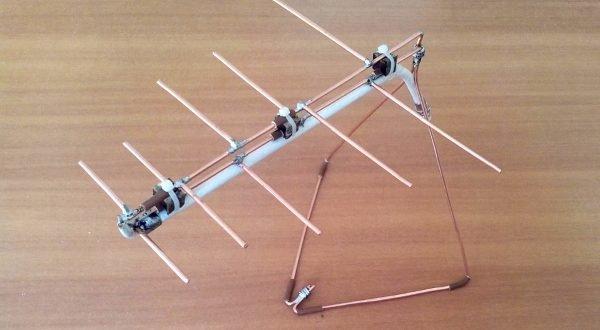Самодельная антенна для Т2