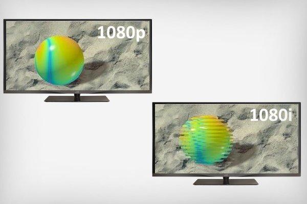 1080i și 1080p