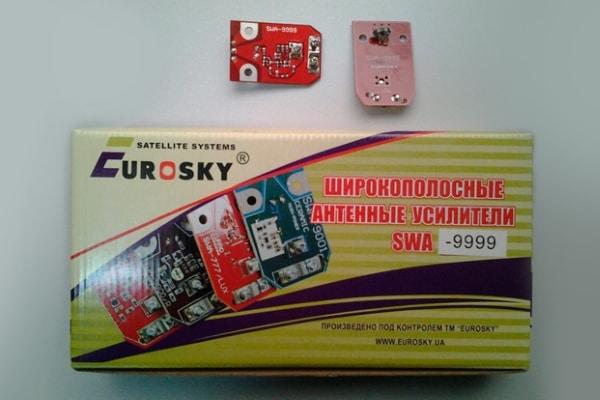 مضخم هوائي النطاق العريض SWA-9999