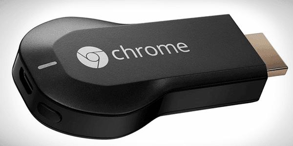 Chromecast של גוגל