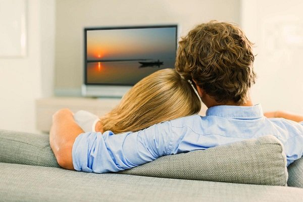 تماشای یک فیلم