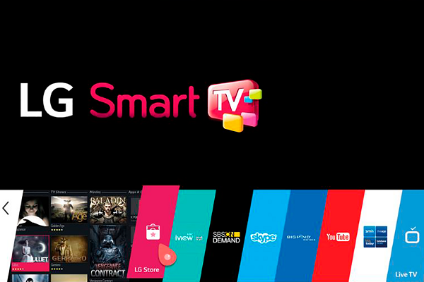 SS IPTV for Smart TV LG