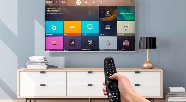 Wink на LG Smart TV