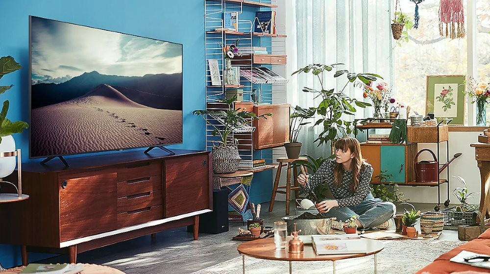 Samsung Ultra HD 4K TVs Review - Best Models for 2021