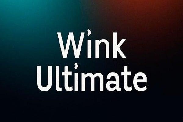 Wink Ultimate es bloqueja