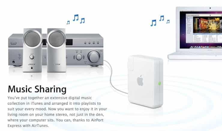 Airplay機能-接続方法と画面ミラーリングがiPhoneやその他のiOSデバイスでどのように機能するか