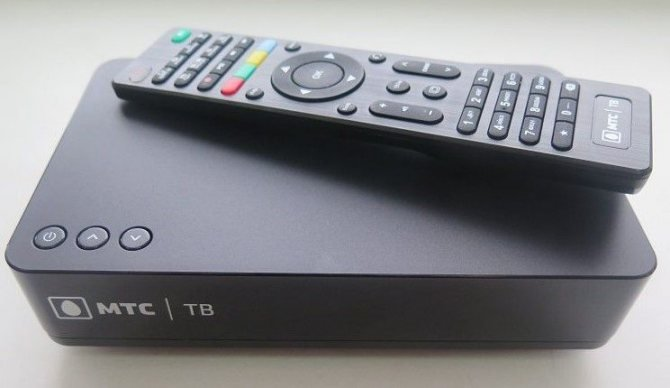 Set TV TV MTS: avantaje, descriere, conexiune