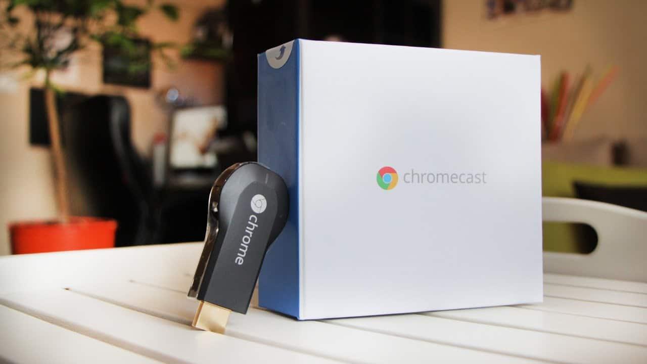 Chromecast-ominaisuuden käyttäminen televisiossa - asenna vaihe vaiheelta