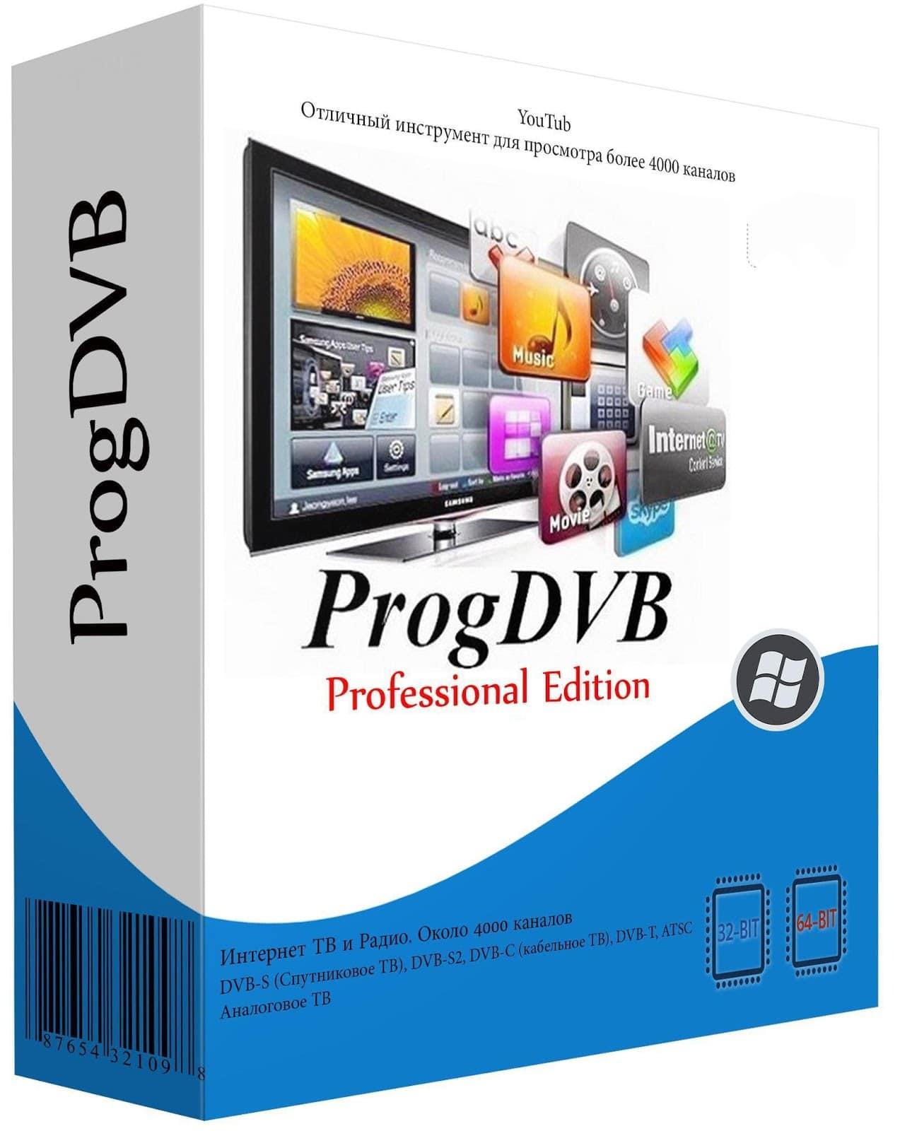 ProgDVB có thể làm gì, tải xuống, cài đặt và cấu hình nó ở đâu