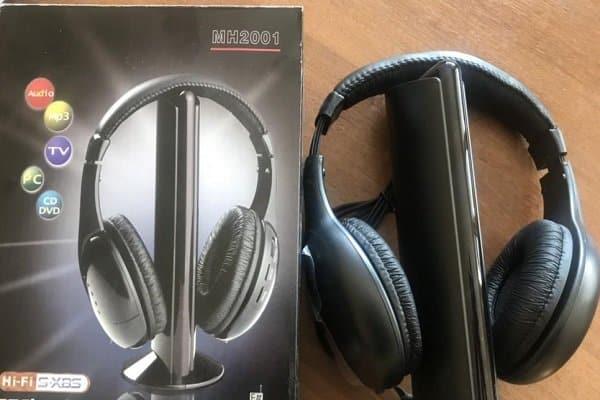 无线耳机 (MH2001)