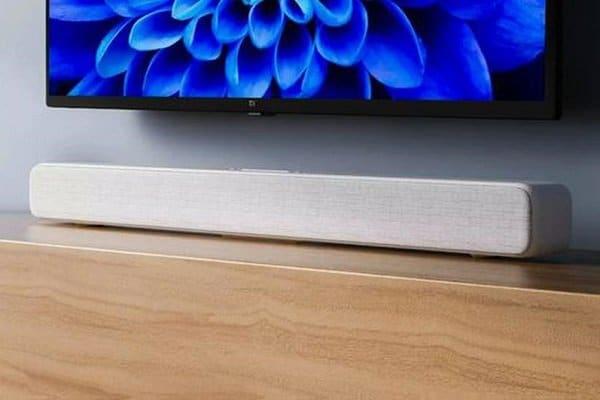 Xiaomi Mi TV audio sáv